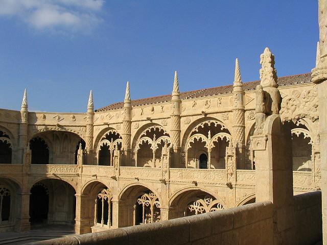 mosteiro dos jerónimos - (lisboa)
