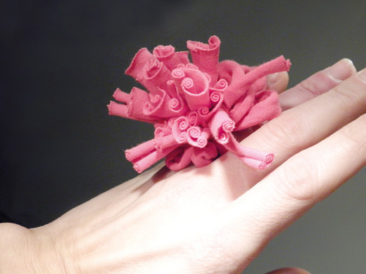 anello mazzetto