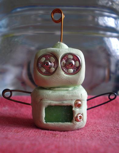 i'm a little robot