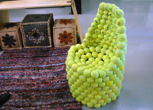tennis ball |eco|chair