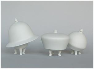 popolo di ceramica