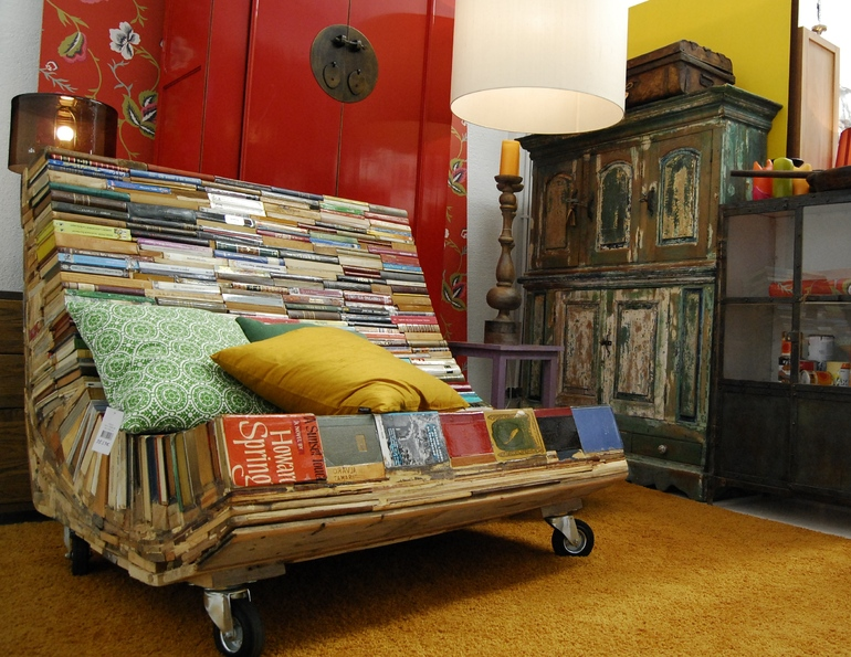 chair-book by alvaro tamarit